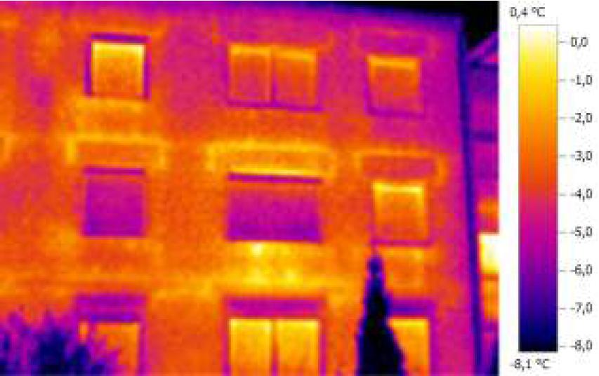 thermografie auen - Warmeleitung Beispiele